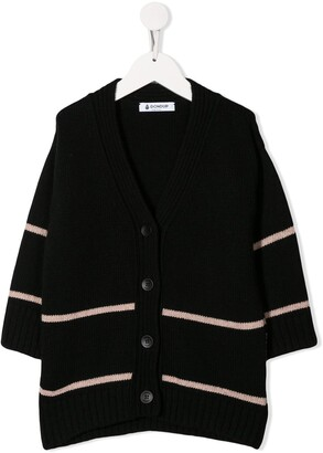 Dondup Kids Rear Logo Cardigan