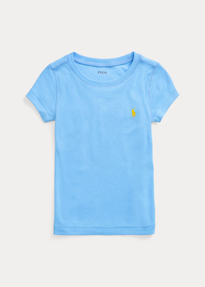 Ralph Lauren Cotton-Modal Tee