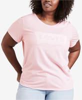 Levi's Plus Size Graphic Logo T-Shirt