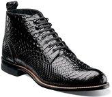 Stacy Adams Mens Madison Anaconda Print Leather Boots 8.5 D