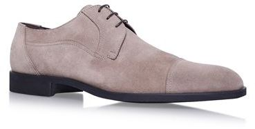 Stemar Toe Cap Suede Derby Shoes
