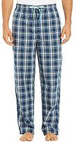 Daniel Cremieux Woven Plaid Pajama Pants