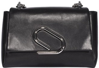 3.1 Phillip Lim Logo Buckle Crossbody Bag