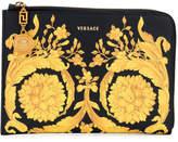 Versace baroque clutch