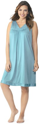 Exquisite Form Women's Sleepwear Short Gown