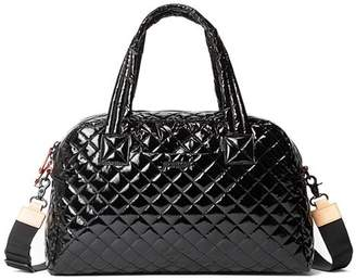 MZ Wallace Lacquer Jimmy Travel Bag