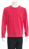 Malo Cashmere-Blend Crew Neck Sweater