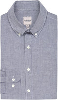 Hardy Amies Regular-fit checked cotton shirt