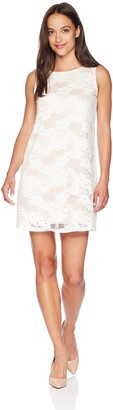 Tiana B T I A N A B. Women's Petite a-line lace Dress