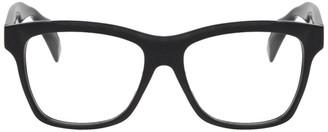 Yohji Yamamoto Black YY1031 Glasses
