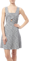Olive + Oak Olive & Oak Cut-Out Dress
