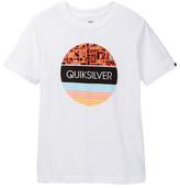 Quiksilver Color Wheel Tee (Big Boys)