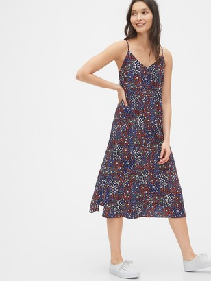 Gap Tie-Back Cami Dress