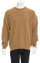 Dunhill Wool Crew Neck Sweater