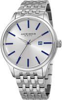Akribos XXIV Men's Date Water Resistant Watch, 44mm