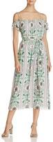 Tory Burch Asilomar Silk Dress
