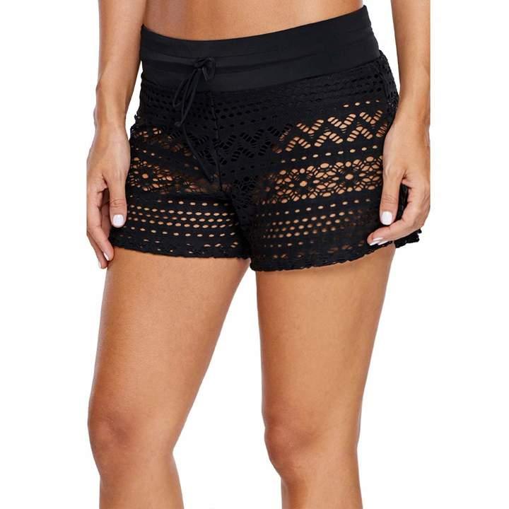 665709104f Plus Size Board Shorts Women - ShopStyle Canada