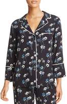 Ella Moss Floral Print Pajama-Style Shirt - 100% Exclusive