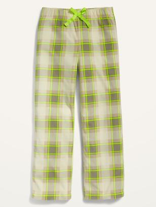 Old Navy Printed Micro Performance Fleece Pajama Pants for Girls