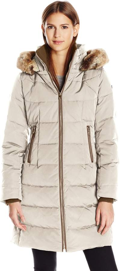 Vince Camuto Women's Heavy Weight Down