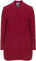 Frapp Plus Size Wool jacket