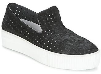 Maruti ABBY women's Slip-ons (Shoes) in Black