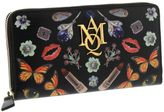 Alexander McQueen Obsession Continental Wallet