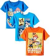Nickelodeon Little Boys' Paw Patrol Tee