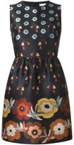 RED Valentino sleeveless floral print dress