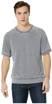 Alternative Co-Ed Short Sleeve Sweatshirt (Nickel) Men's T Shirt