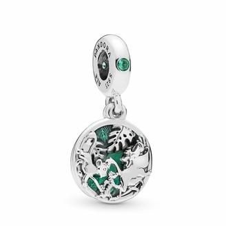 Pandora Women Sterling silver Bangle Bracelet - 798043NRG