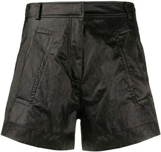 Philosophy di Lorenzo Serafini Fitted Biker Shorts