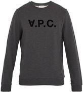 A.P.C. VPC cotton sweatshirt