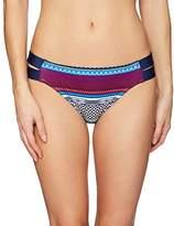 Jag Women's Ombre Stripe Strappy Side Bottom