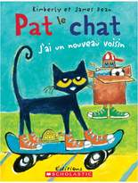 Scholastic Pete the Cat the New Guy Book - French Version