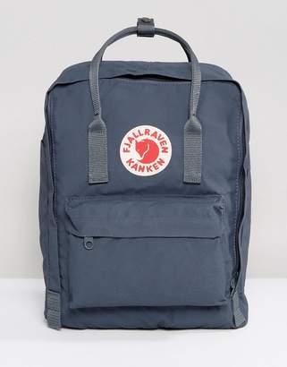 Fjallraven Classic Kanken Backpack in Graphite