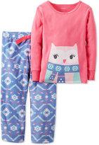 Carter's 2-Pc. Owl Pajama Set, Toddler Girls (2T-5T)