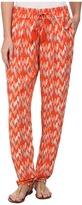 Lucky Brand Printed Soft Pants
