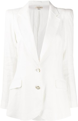 Temperley London Sophia single-breasted blazer