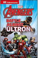 Disney Marvel's Avengers: Battle Against Ultron Book