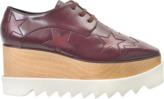 Stella McCartney Elyse Star lace up shoes