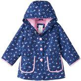 Carter's Baby Girl Floral Water-Resistant Rain Jacket