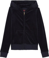 Juicy Couture Robertson velour hoody 4-14 years