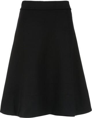 AMIR SLAMA Flared Skirt