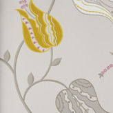Garden Collection Osborne & Little - Persian Isfahan Tulip Wallpaper - W649001