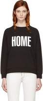 6397 Black 'Hometown' Sweatshirt