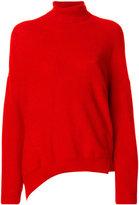 Vanessa Bruno asymmetric roll-neck jumper