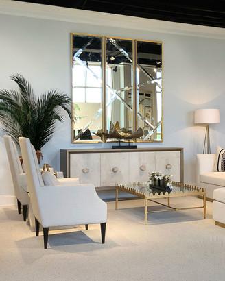 John-Richard Collection Bel-Air Lounge Chair