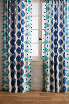 Anthropologie Elsa Curtain