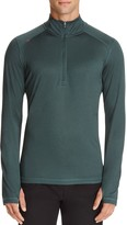 Rhone Sequoia Half-Zip Pullover Active Top